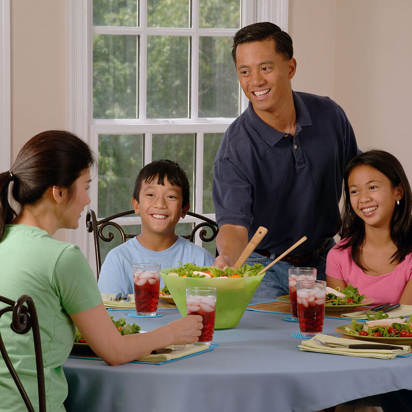 Nourish Families